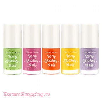 Tony Moly Tony Sticker Nail