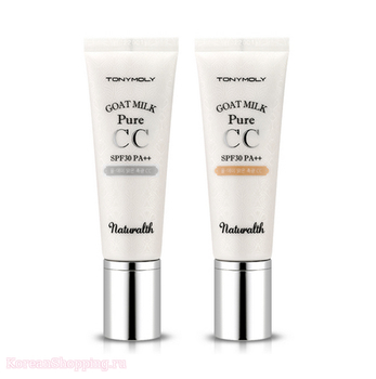 Tony Moly Naturalth Goat Milk Pure CC