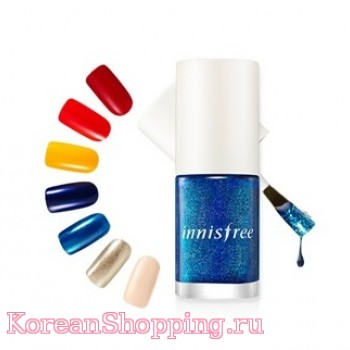 Innisfree Eco Nail Color Pro Backpacking