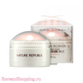 Nature Republic Botanical Apple Dome Blusher