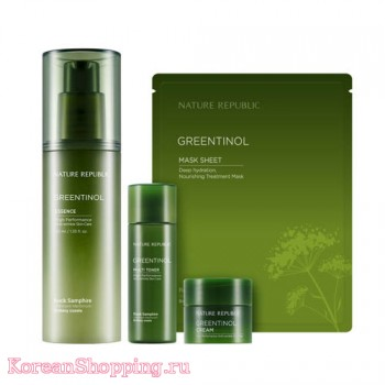 Nature Republic Greentinol Essence Special Set
