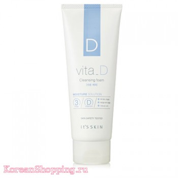 It's Skin Vita D Cleansing Foam