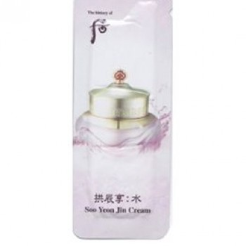 Пробник (10 шт.) The History Of Whoo Gongjinhyang:Soo Soo Yeon Jin Cream