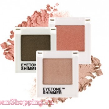 Tony Moly Eyetone Single Shadow [Shimmer]