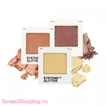 Tony Moly Eyetone Single Shadow [Glitter]