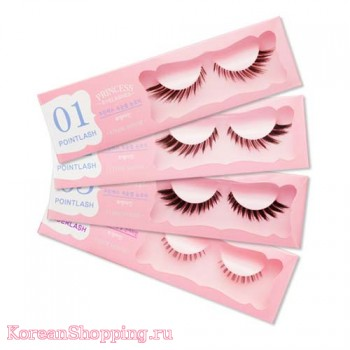 Etude House My Beauty Tool Eyelashes Pointlash & Underlash