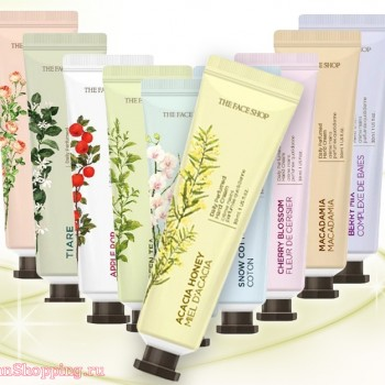 The Face Shop Daily Perfumed Hand Cream