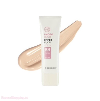 The Face Shop Photo Blur BB Cream
