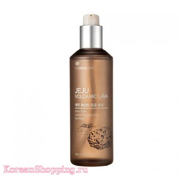 The Face Shop Jeju Volcanic Lava Pore Toner