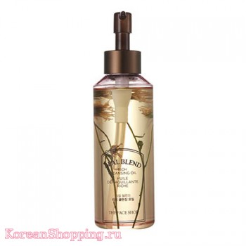 The Face Shop Real Blend Rich Cleansing Oil