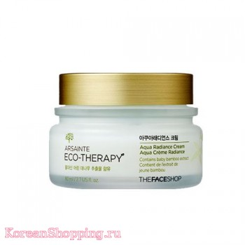 The Face Shop Arsainte Eco-Therapy Extreme Moisture Aqua Radiance Cream