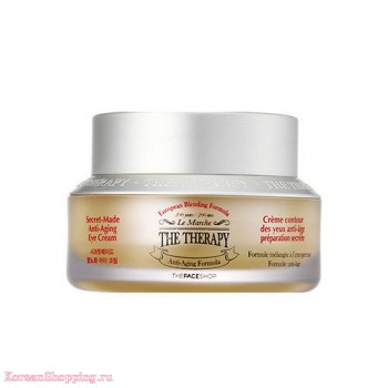 The Face Shop The Therapy Secret Made Anti-aging Eye Cream
