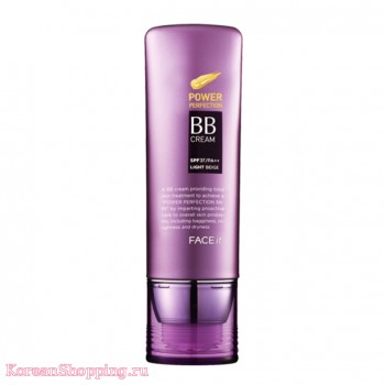 The Face Shop Power Perfection BB Cream SPF37 PA++