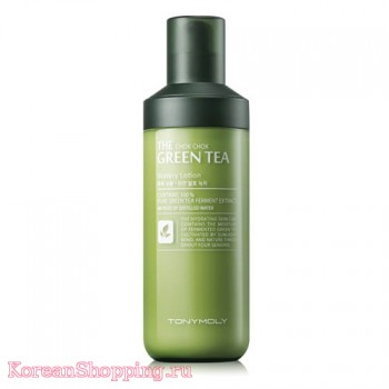 Tony Moly The Chok Chok Green Tea Watery Lotion