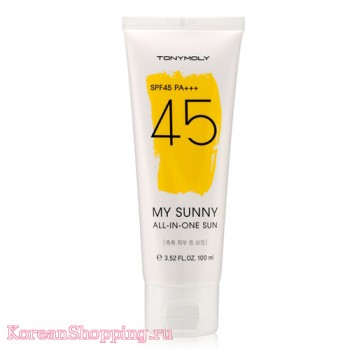 Tony Moly My Sunny All In One Sun SPF45 PA+++