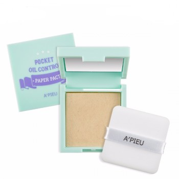 A'Pieu Pocket Oil Control Paper Pact