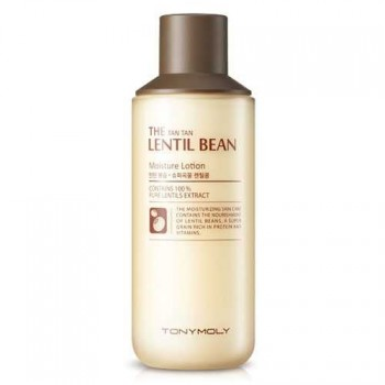 Tony Moly The Tan Tan Lentil Bean Moisture Lotion