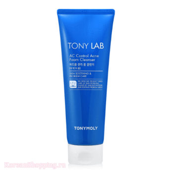 Tony Moly Tony LAB AC Control Acne Cleansing Foam