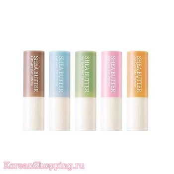 SkinFood Shea Butter Lip Care Bar-Intanse