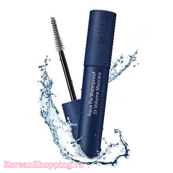 The Saem Aqua Fix Water Proof 2X Volume Mascara
