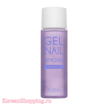 Missha The Style Gel Nail Remover