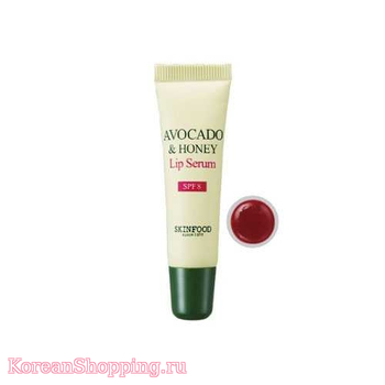SkinFood Avocado & Honey Lip Serum SPF8