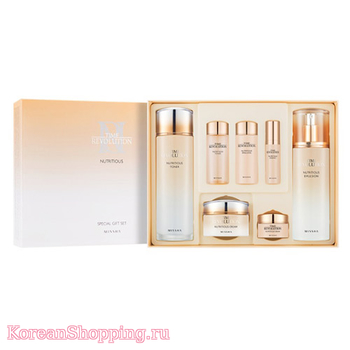 Missha Time Revolution Nutritious Special 3 Set