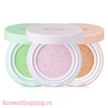 Tony Moly Face Mix Primer Color Cushion