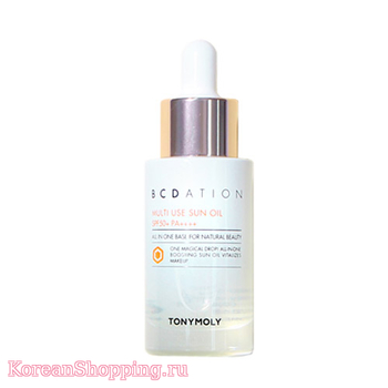 Tony Moly BCDation Multi Use Sun Oil SPF50+ PA++++