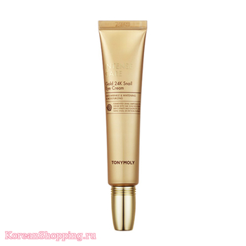 TONY MOLY Intense Care Gold 24K Snail Eye Cream