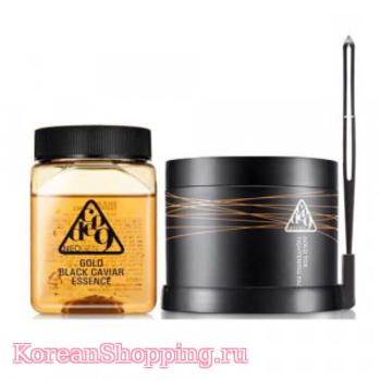 NEOGEN Code 9 Gold Black Caviar Essence & Gold Tox Tightening Pack