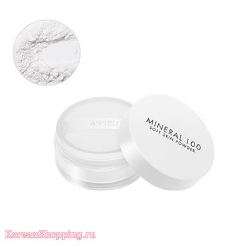 APIEU Mineral 100 Soft Skin Powder