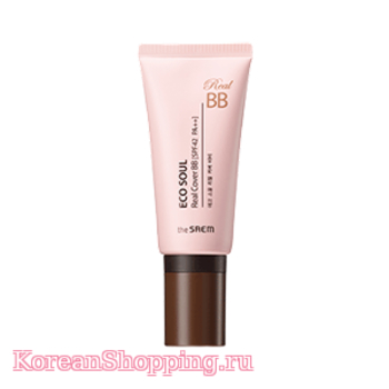 THE SAEM Eco Soul Real Cover BB SPF42 PA++