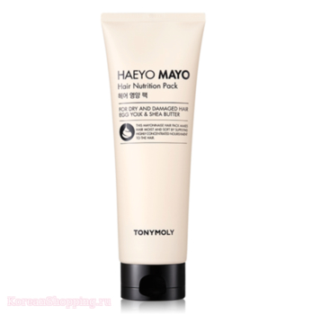 Tony Moly Haeyo Mayo Hair Nutrition Pack