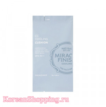 THE FACE SHOP CC Cooling Cushion (Refill) SPF42 PA+++