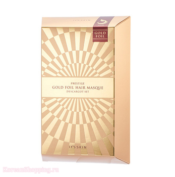 IT'S SKIN Prestige Gold Foil Masque D'escargot