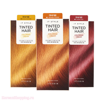 IT'S SKIN It Style Tinted Hair Coloring Cream