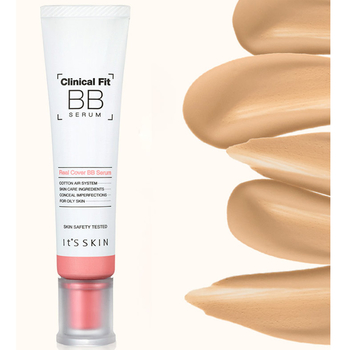 IT'S SKIN Clinical Fit Real Cover BB Serum