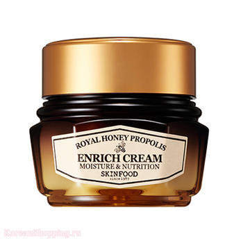 SKINFOOD Royal Honey Propolis Enrich Cream