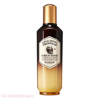 SKINFOOD Royal Honey Propolis Enrich Toner