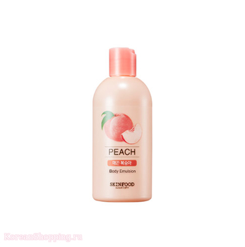 SKINFOOD Beauty In a Food Peach Body Emulsion