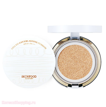 SKINFOOD Vita Fit Cover Lasting Cushion SPF50+ PA+++