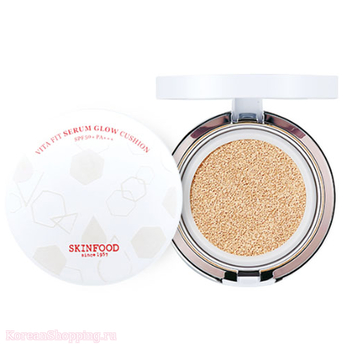 SKINFOOD Vita Fit Serum Glow Cushion SPF50+ PA+++