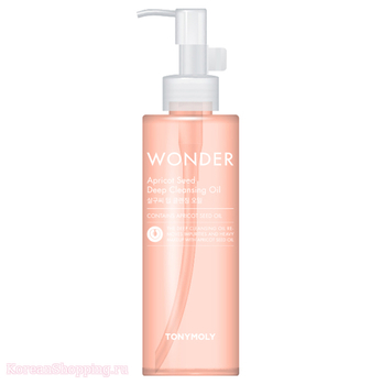 TONYMOLY Wonder Apricot Seed Deep Cleansing Oil