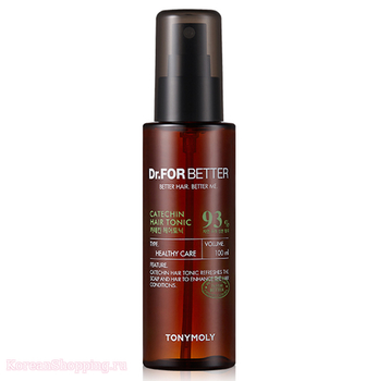 TONYMOLY Dr.For Better Catechin Hair Tonic