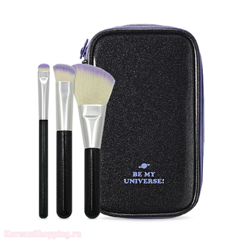 ETUDE HOUSE Universe Brush 3 Set
