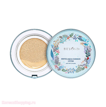 BEYOND Phyto Aqua Cushion Cover SPF50+ PA+++