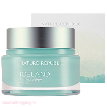 NATURE REPUBLIC Iceland Firming Watery Cream