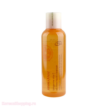 INNISFREE Tangerine Vita C Oil-free Liquid Cleanser