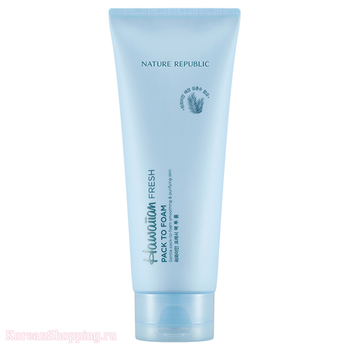 NATURE REPUBLIC Hawaiian Fresh Pack To Foam